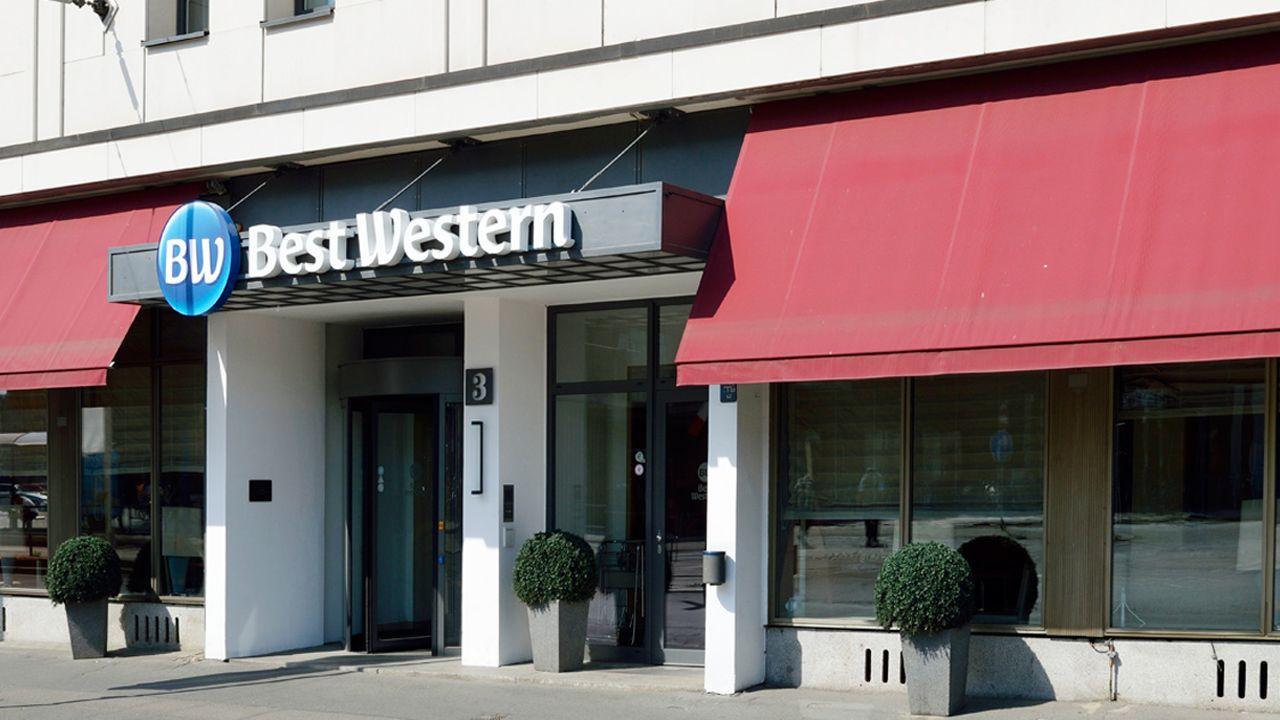 Best Western Hotel Leipzig City Center Leipzig Holidaycheck