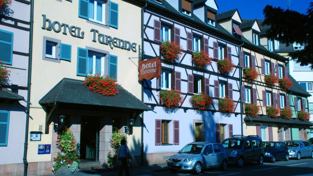 Hotel Turenne Colmar Holidaycheck Elsass Lothringen Frankreich