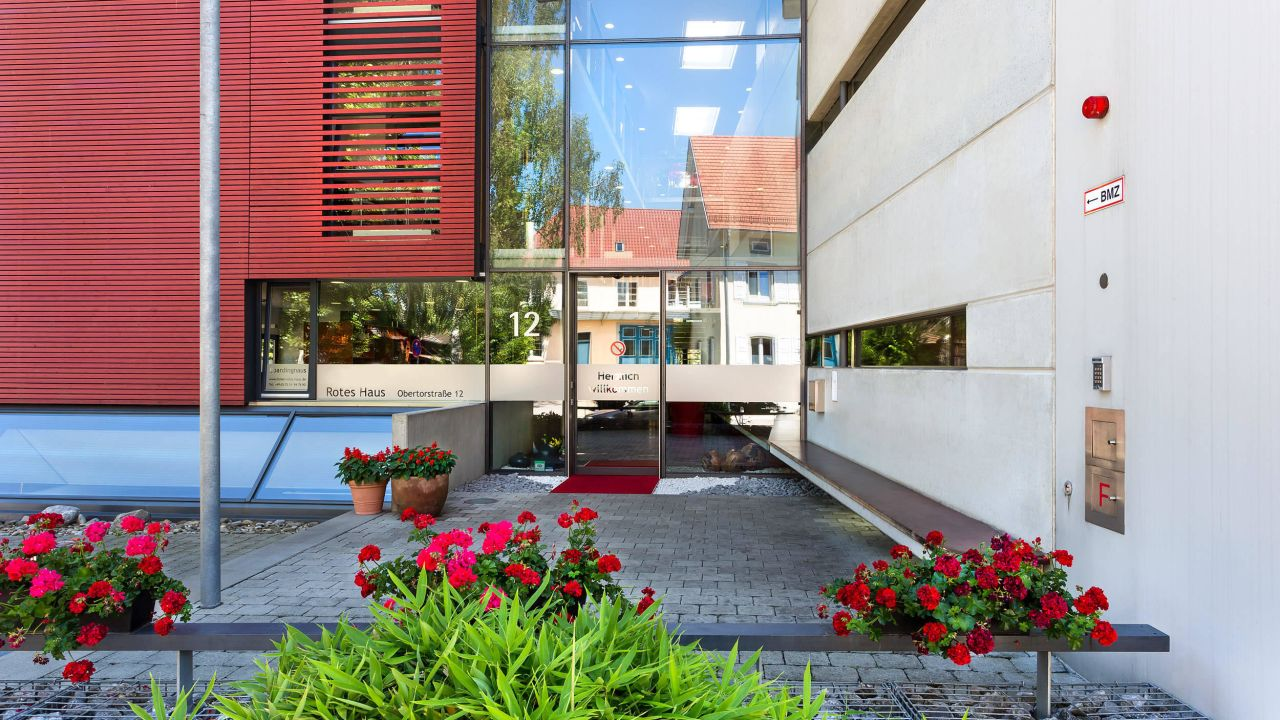 Hotel Rotes Haus Überlingen • HolidayCheck Baden