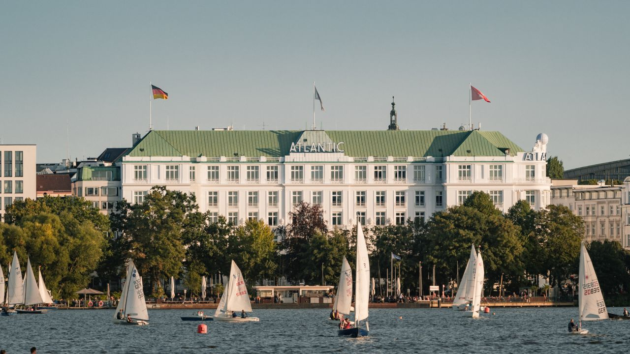 Atlantic Hotel In Hamburg