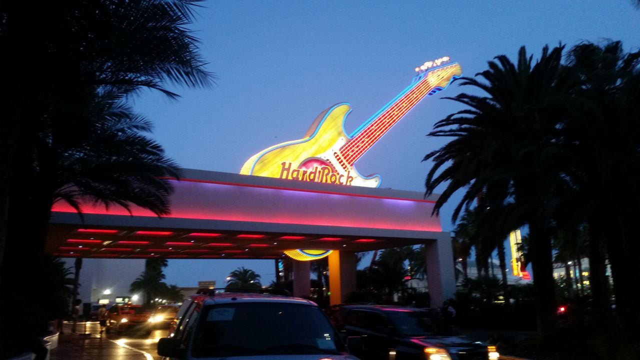 Hard Rock Hotel Las Vegas Bewertung
