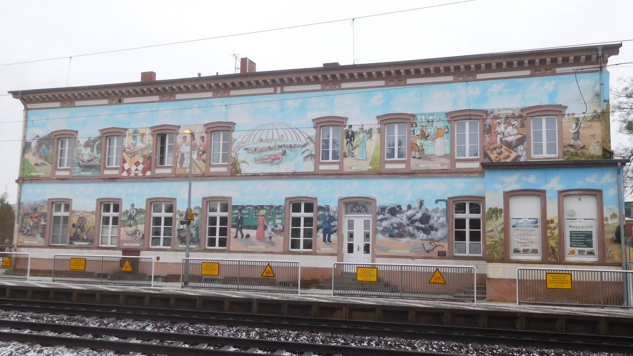 Bahnhofsquartier Bad Wilsnack Bad Wilsnack Holidaycheck