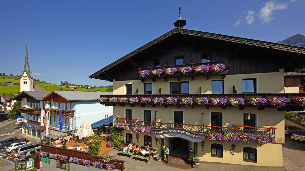 Hotel Post Abtenau Salzburger Land