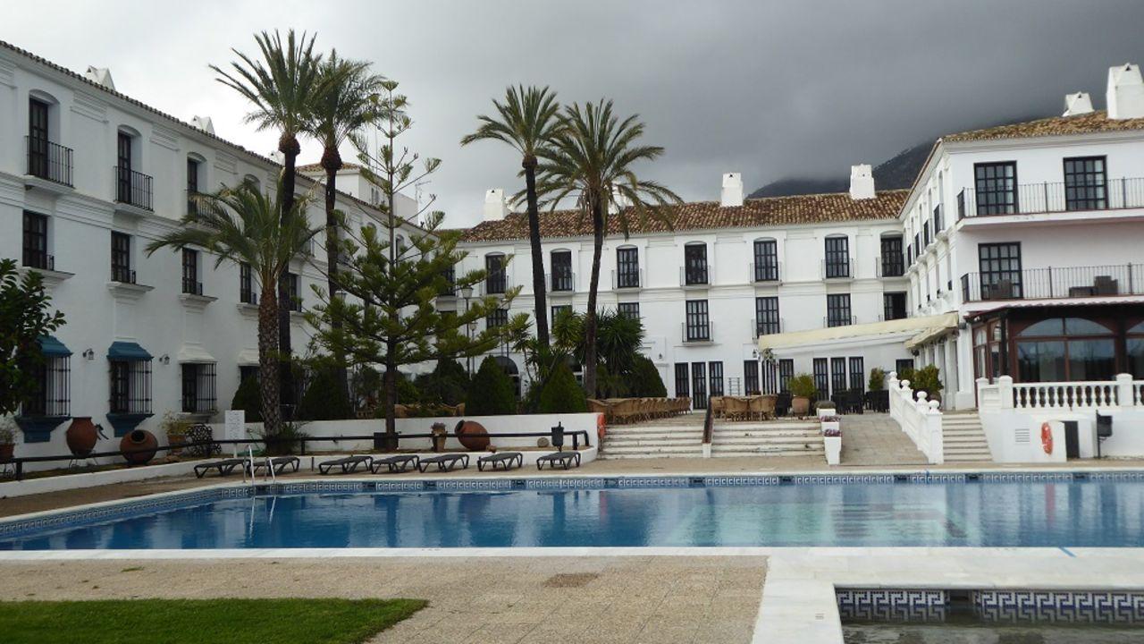 Hotel hacienda puerta del sol mijas holidaycheck costa del sol spanien - Hotel puerta del sol mijas ...
