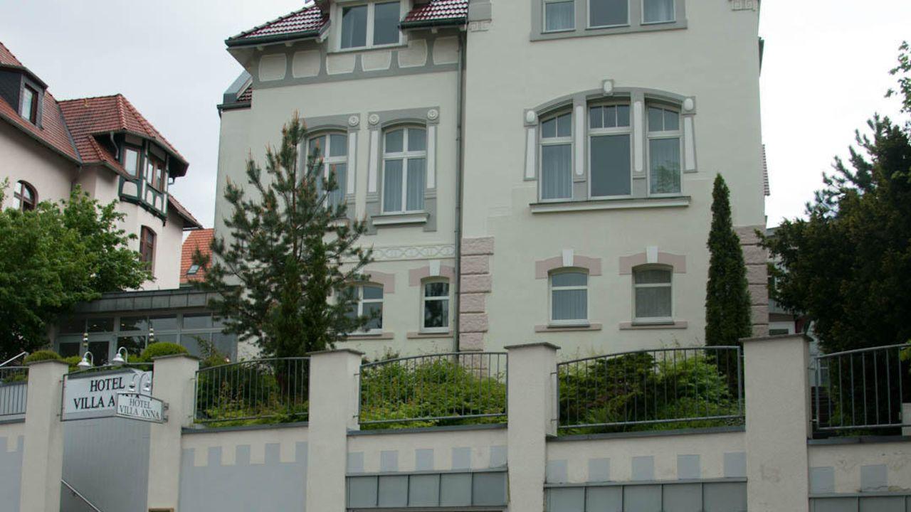 Hotel Villa Anna (Eisenach) • HolidayCheck (Thüringen | Deutschland)