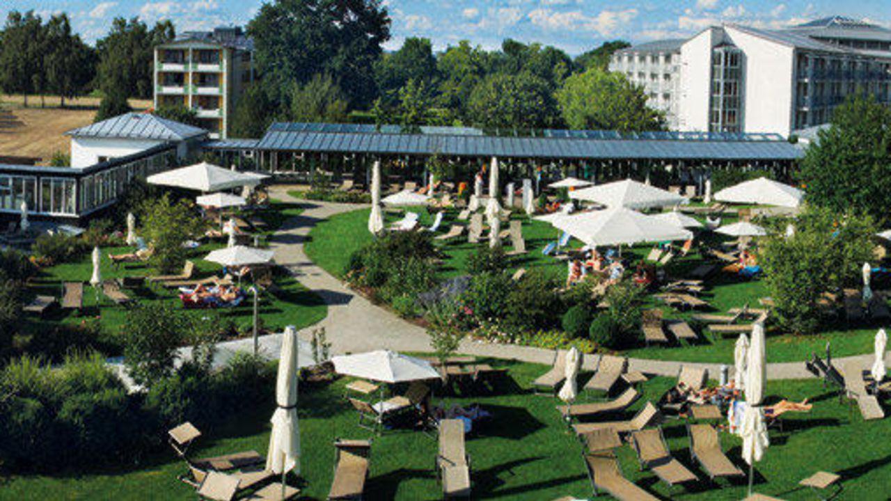 Hotels Mit Bademantelgang Zur Therme In Deutschland