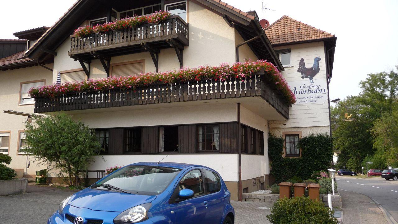 hotel gasthaus auerhahn baden baden holidaycheck baden w rttemberg deutschland. Black Bedroom Furniture Sets. Home Design Ideas