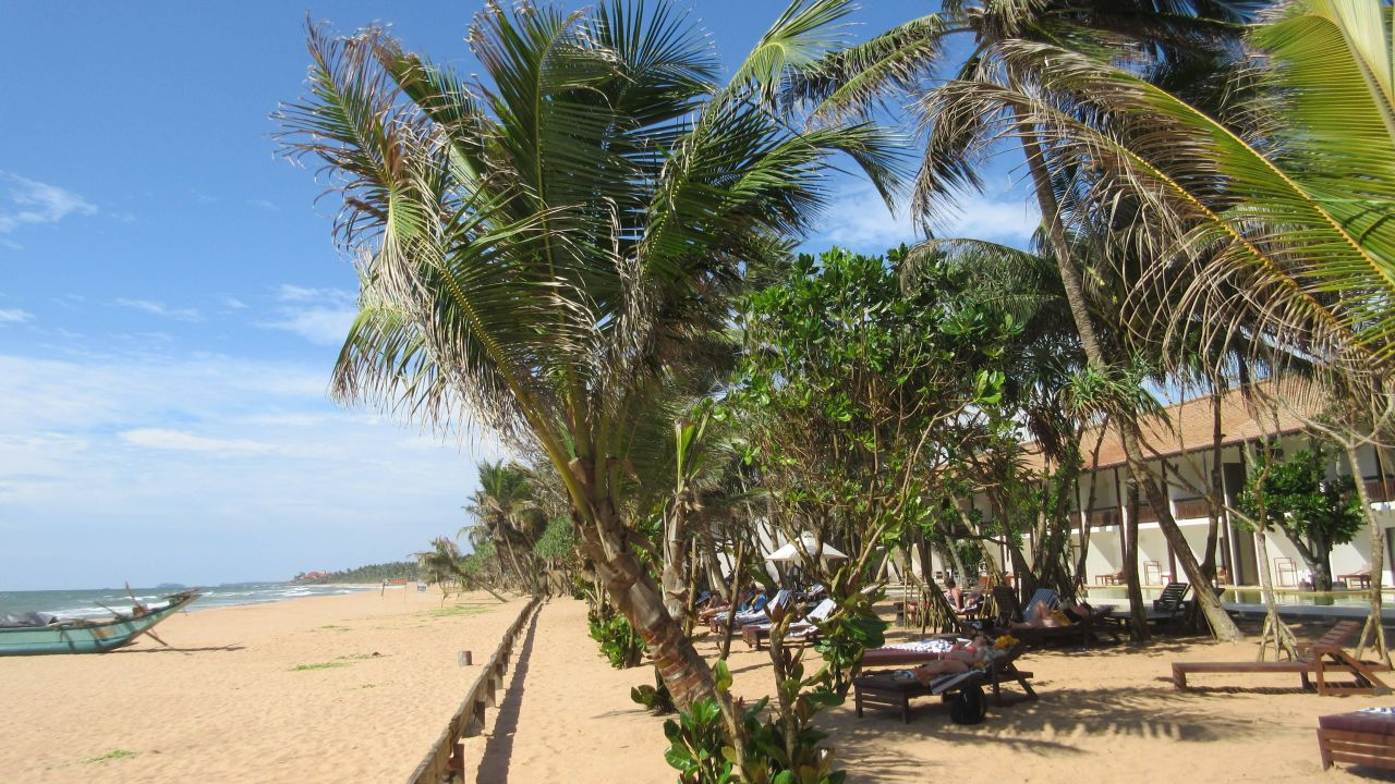 Induruwa Beach Resort Sri Lanka