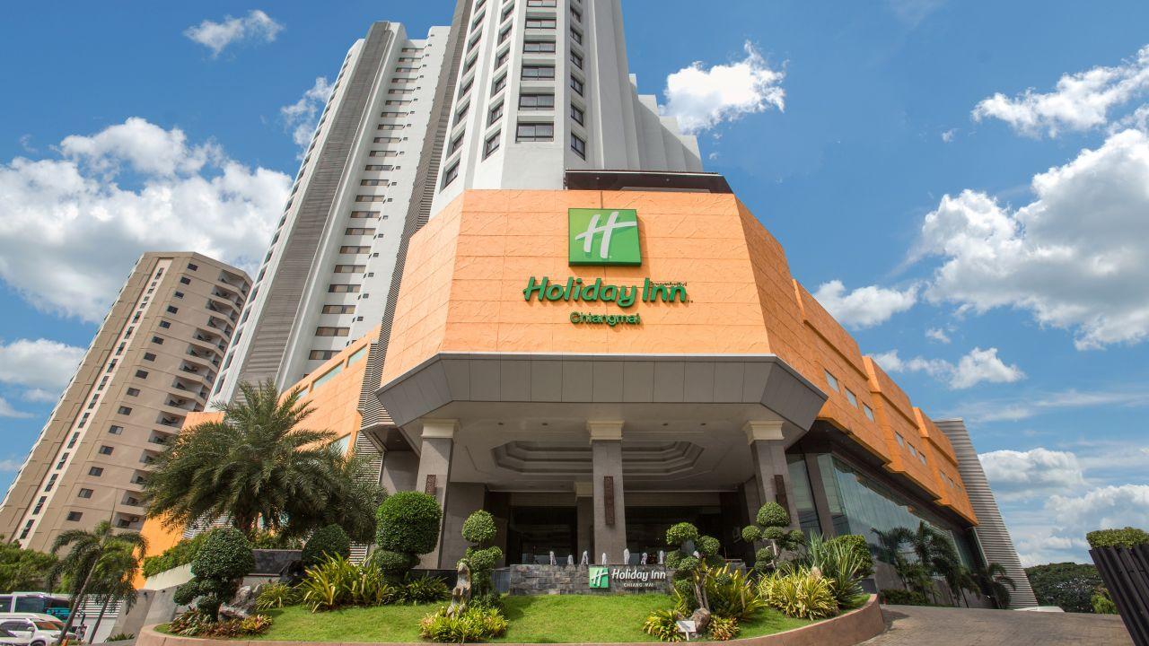 Hotel Holiday Inn Chiangmai Chiang Mai Holidaycheck