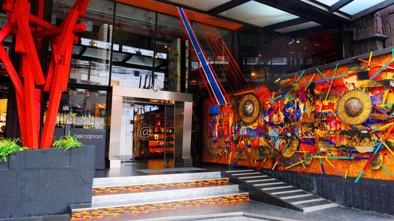 Siam siam design hotel bangkok bangkok holidaycheck for Designhotel 21