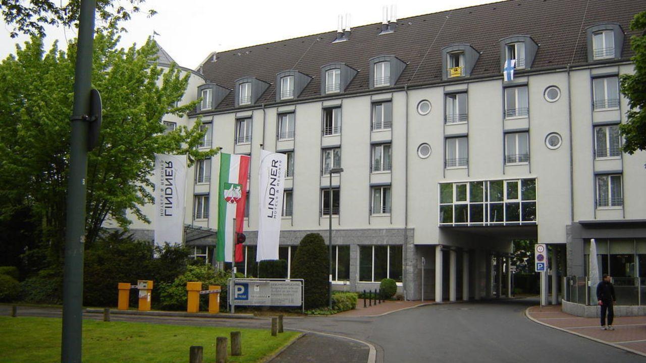 Lindner Hotel Airport Dusseldorf Holidaycheck Nordrhein