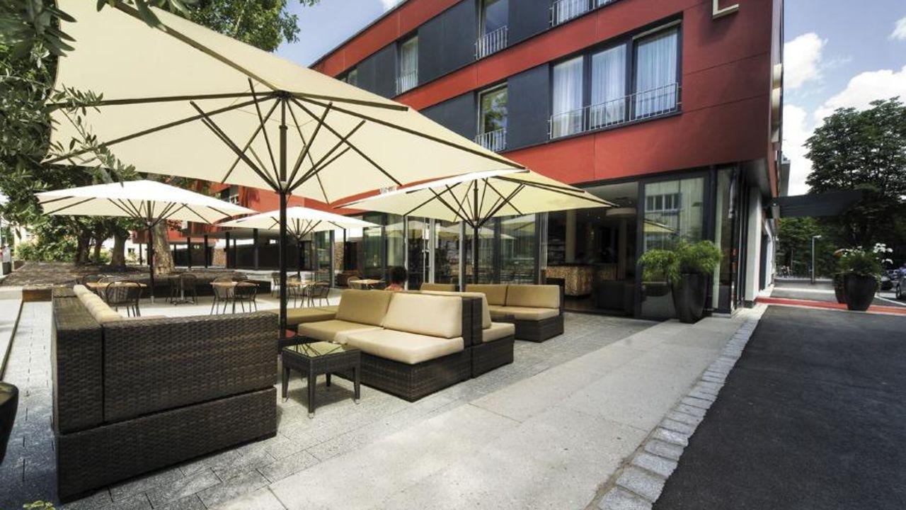 Hotel am stadtgarten designhotel freiburg im breisgau for Freiburg design hotel