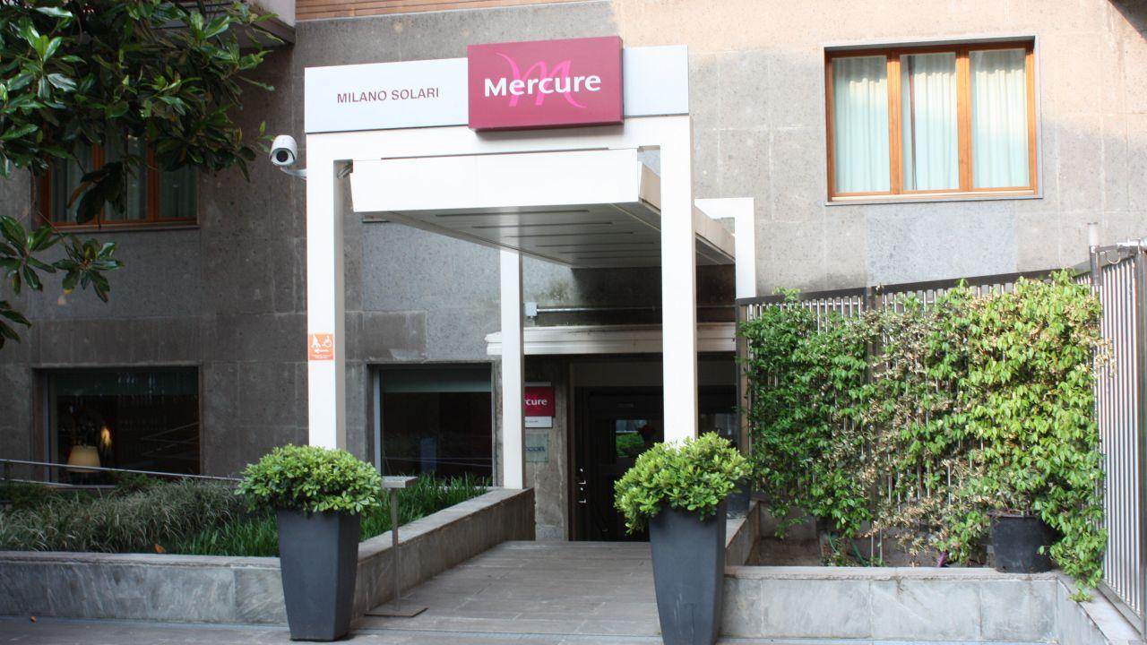 Mercure Hotel Melano Italien