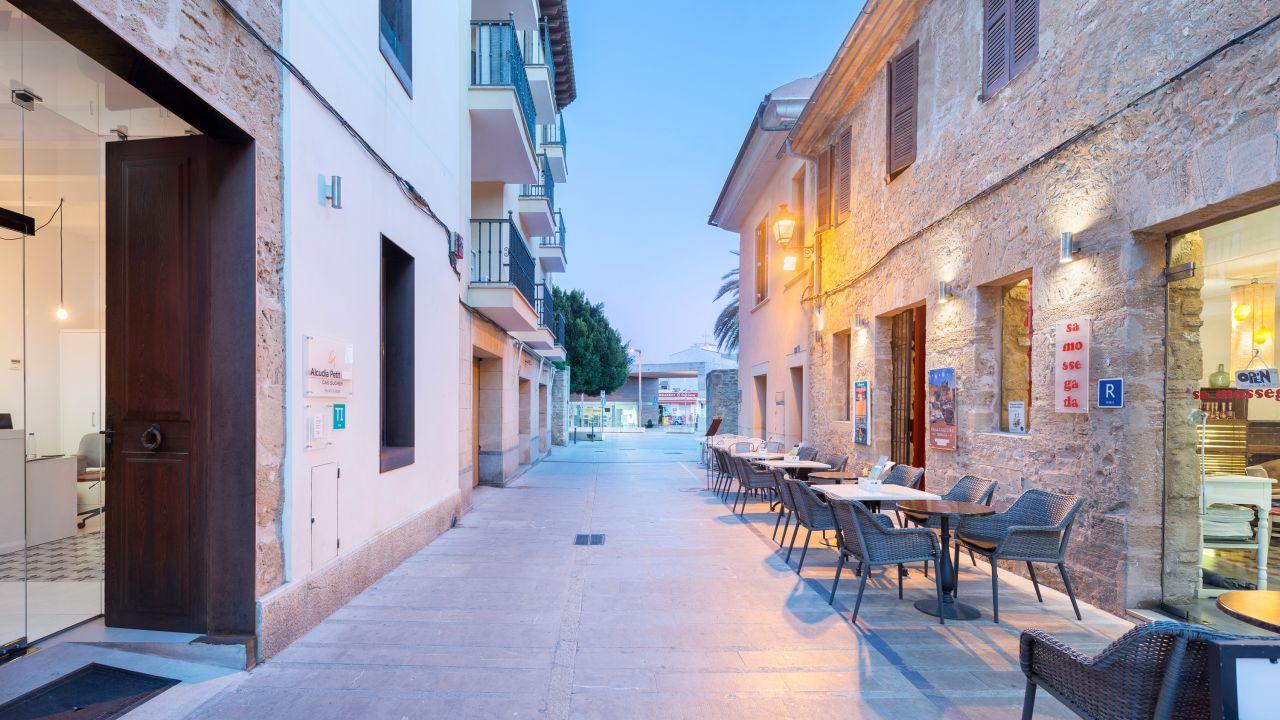 Alcudia Petit Hotel Bewertung