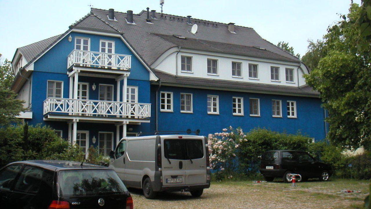 Ostseehotel Haus Antje in Ahrenshoop • HolidayCheck