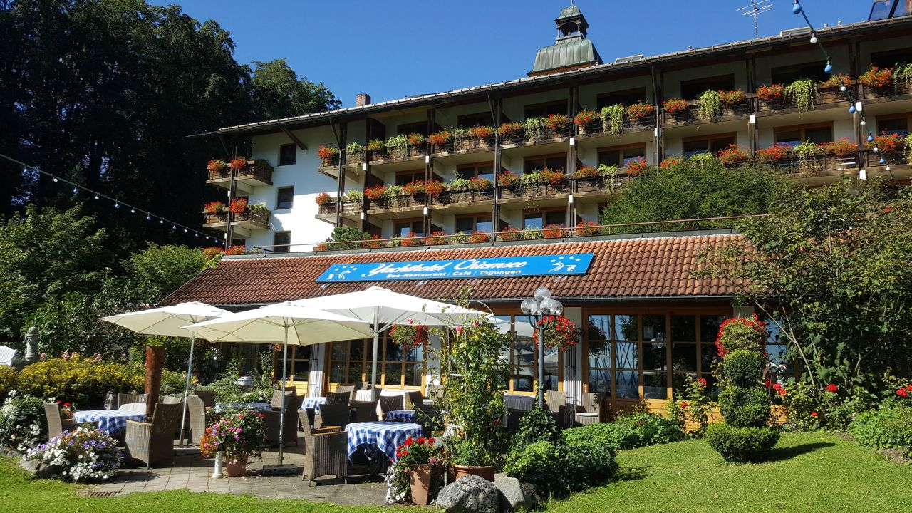 Yachthotel Chiemsee Prien Am Chiemsee Holidaycheck Bayern