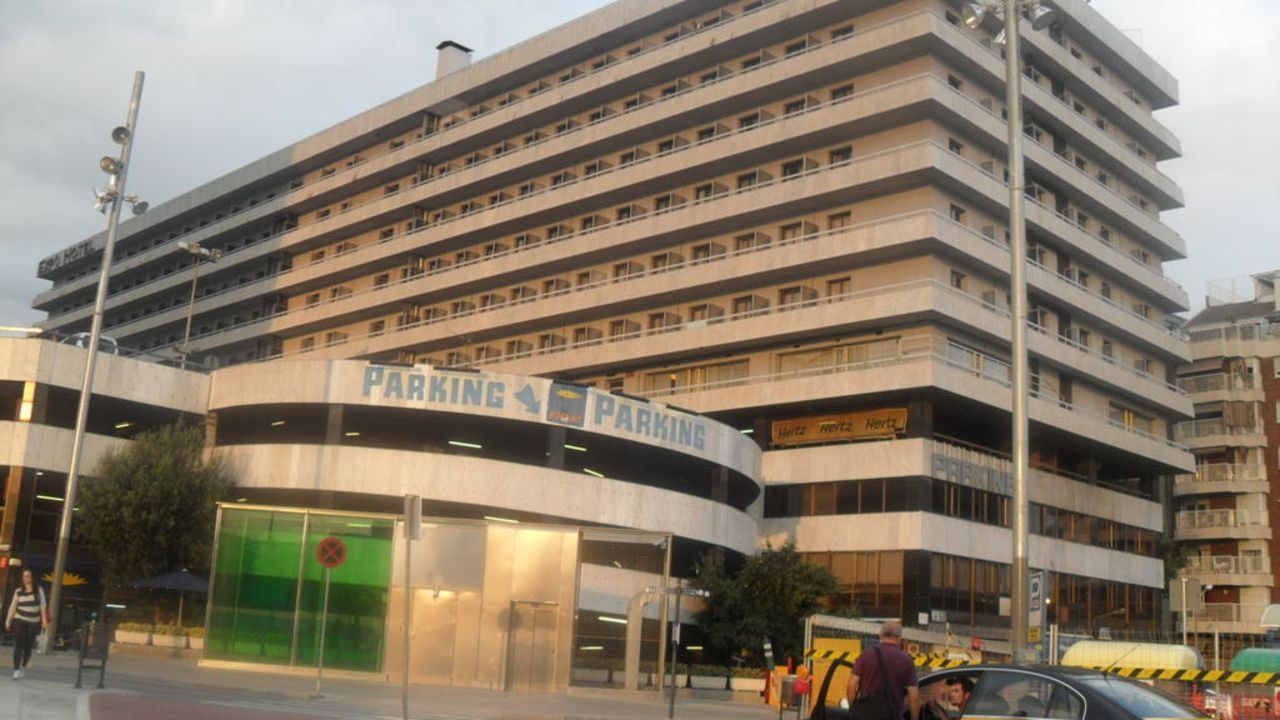 Expo hotel barcelona in barcelona holidaycheck for Expo barcelona