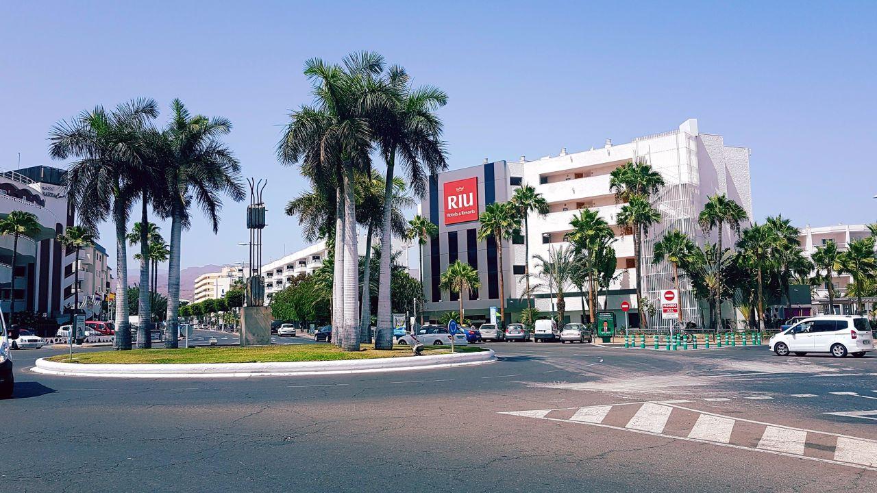 Hotel Riu Don Miguel In Playa Del Ingles