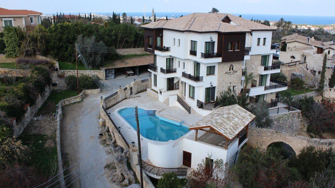 Kemerli konak boutique hotel in girne kyrenia for Boutique hotels cyprus