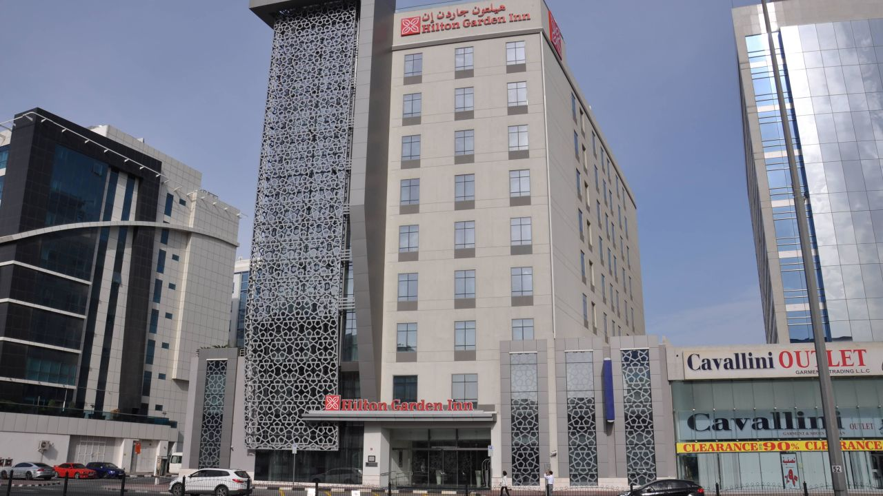 Hilton Garden Inn Dubai Al Muraqabat Dubai Holidaycheck Dubai Vereinigte Arabische Emirate