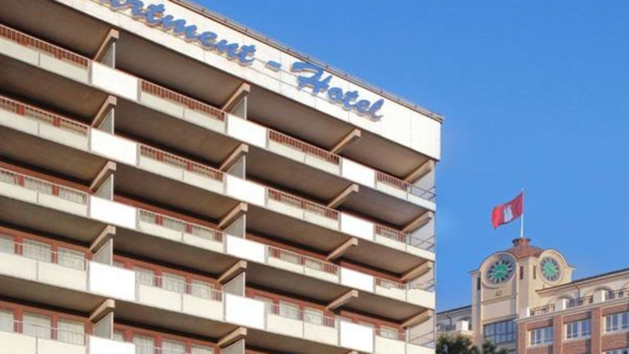 Apartment hotel hamburg mitte in hamburg holidaycheck for Appart hotel 5 terres