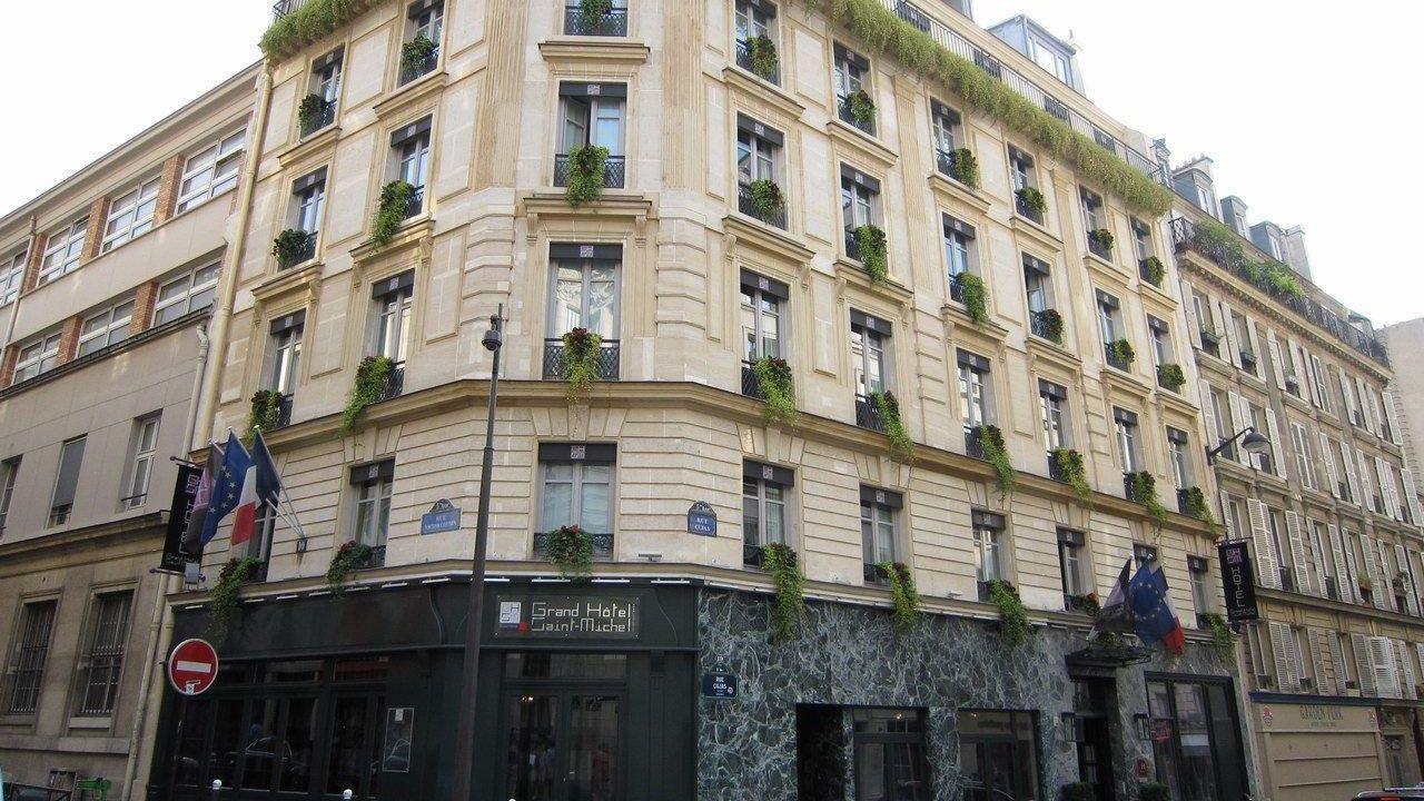 Grand hotel saint michel paris holidaycheck gro raum for Frankreich hotel paris