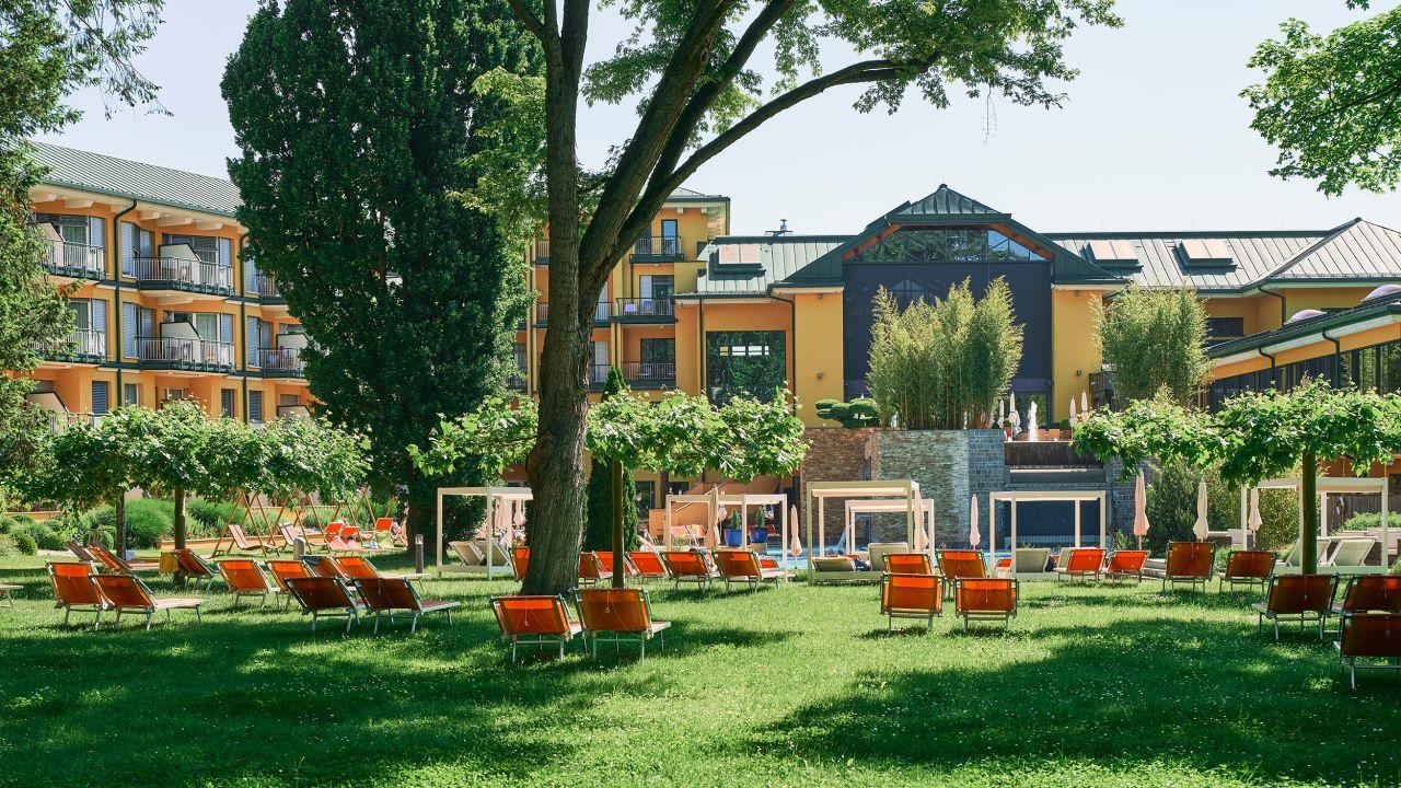 Hotel Paradiso Bad Schallerbach Last Minute