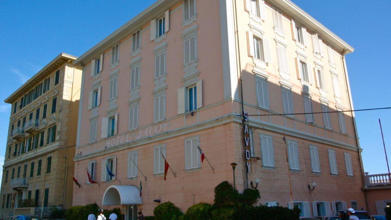 Hotel Savoy Varazze Italien