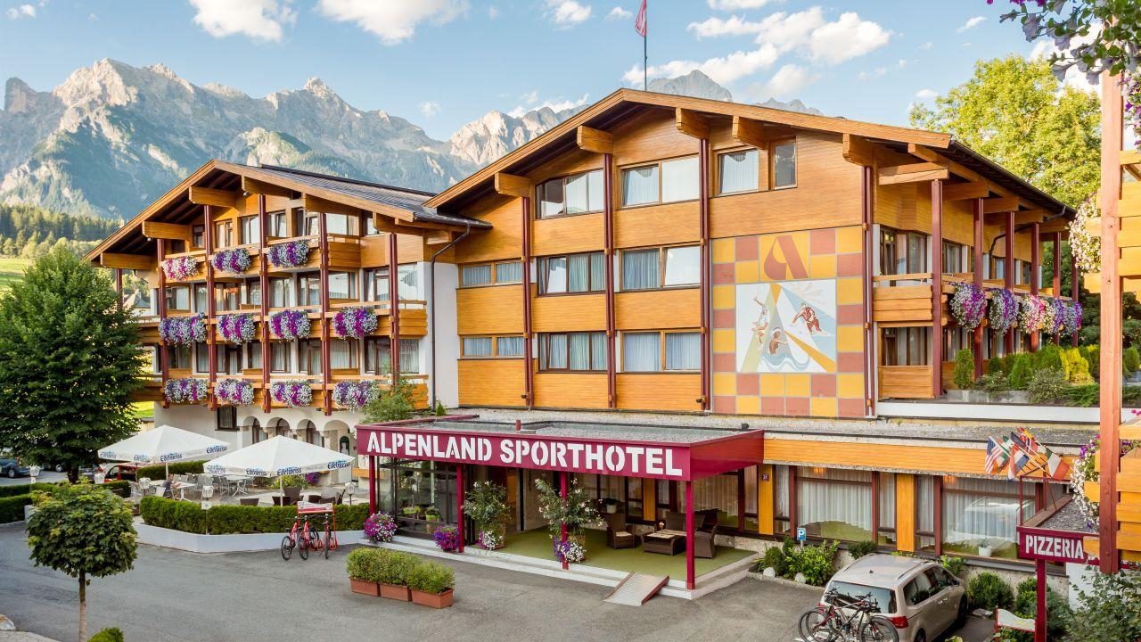 Sommer in Maria Alm - Hotel Hrlgut