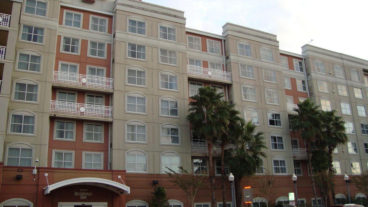 Hotel Residence Inn Tampa Downtown Tampa Holidaycheck Florida