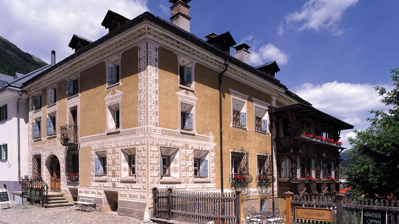 Chesa Salis Historic Hotel Engadin Bever Holidaycheck Kanton