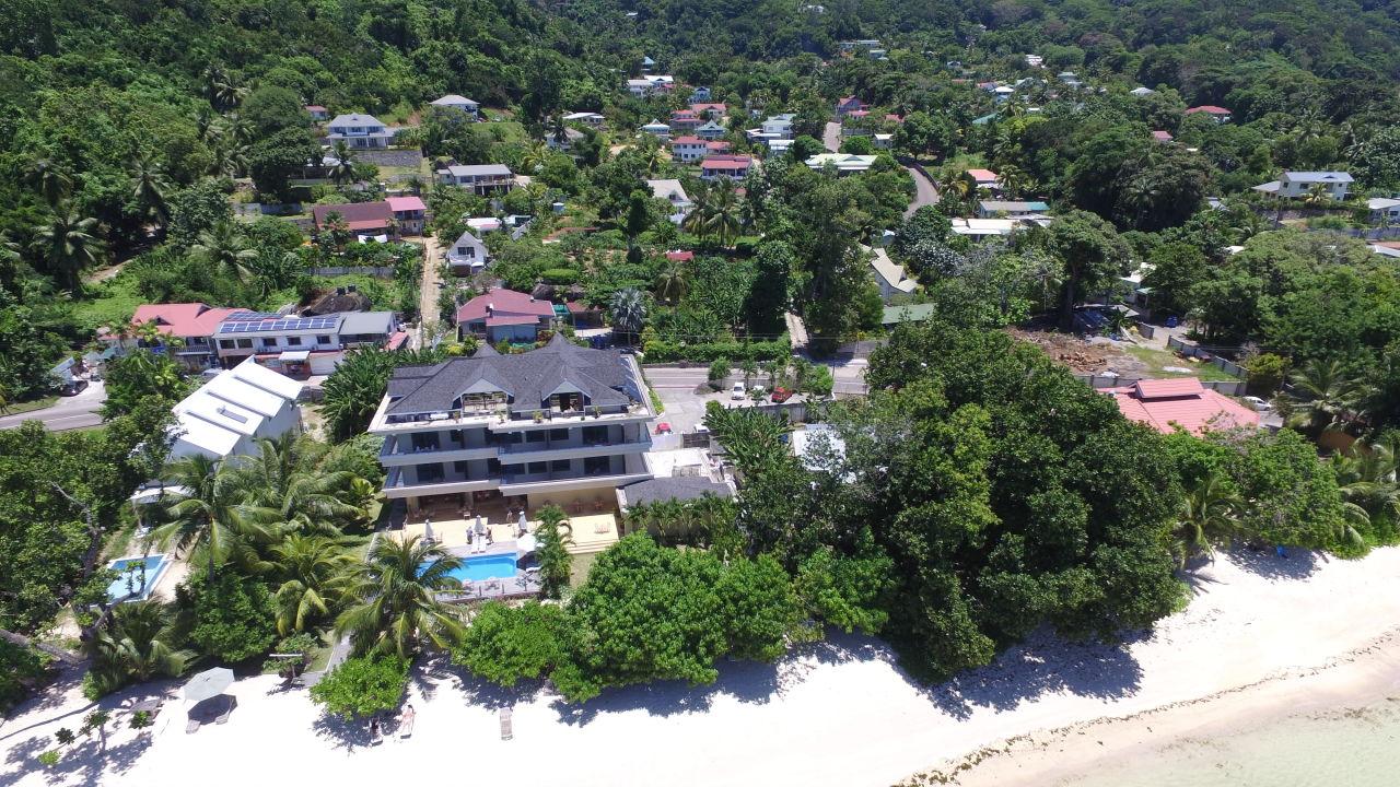 Crown Beach Hotel Pointe Aux Sel Holidaycheck Mahe Seychellen