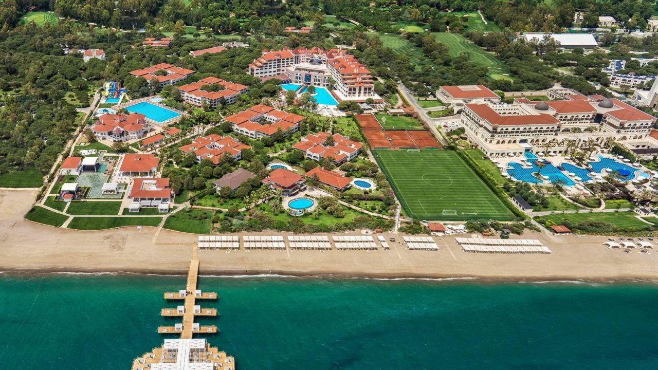 Sirene Belek Hotel Bewertung