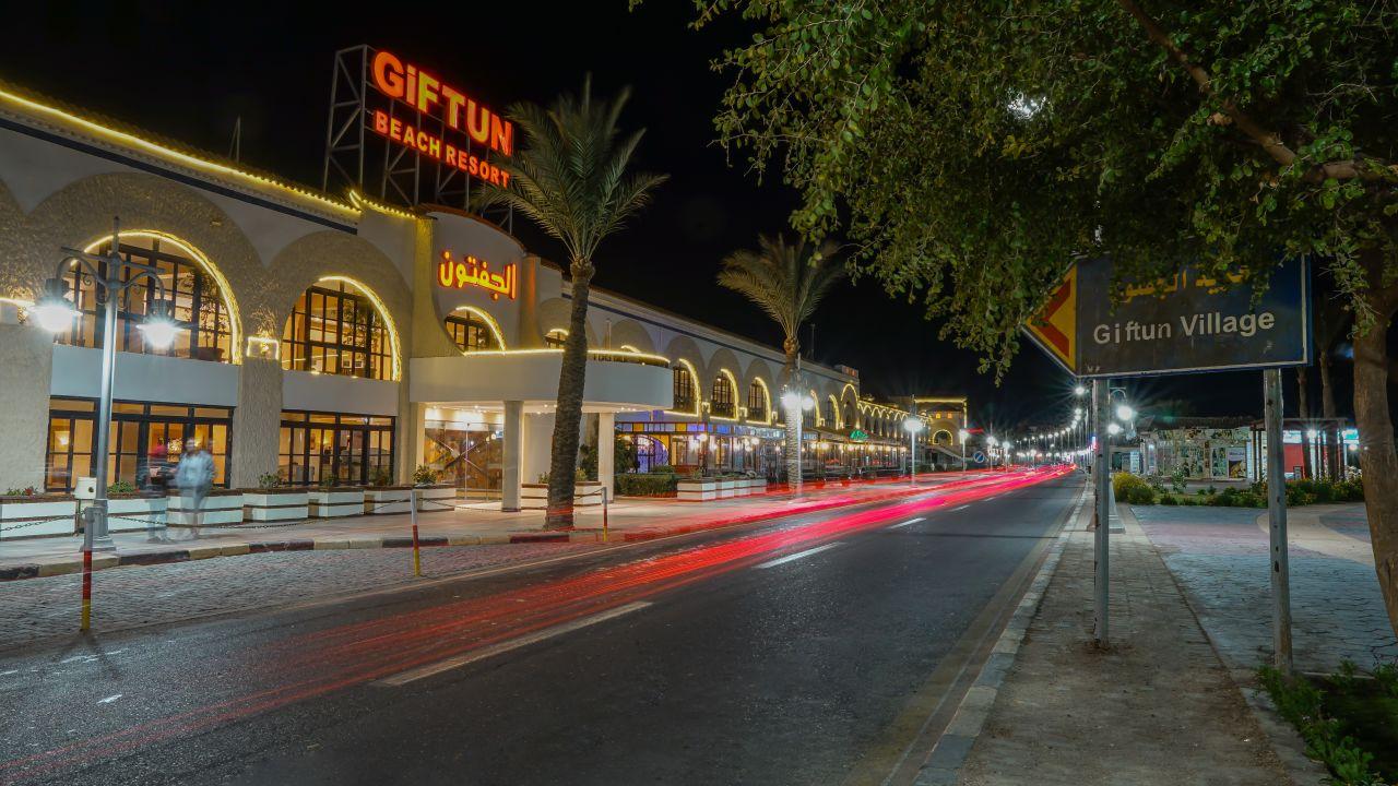 Hotel Giftun Azur Beach Hurghada Agypten