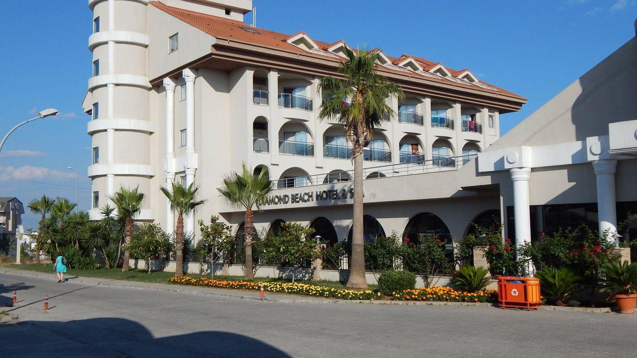 Diamond Beach Hotel Side Bewertung