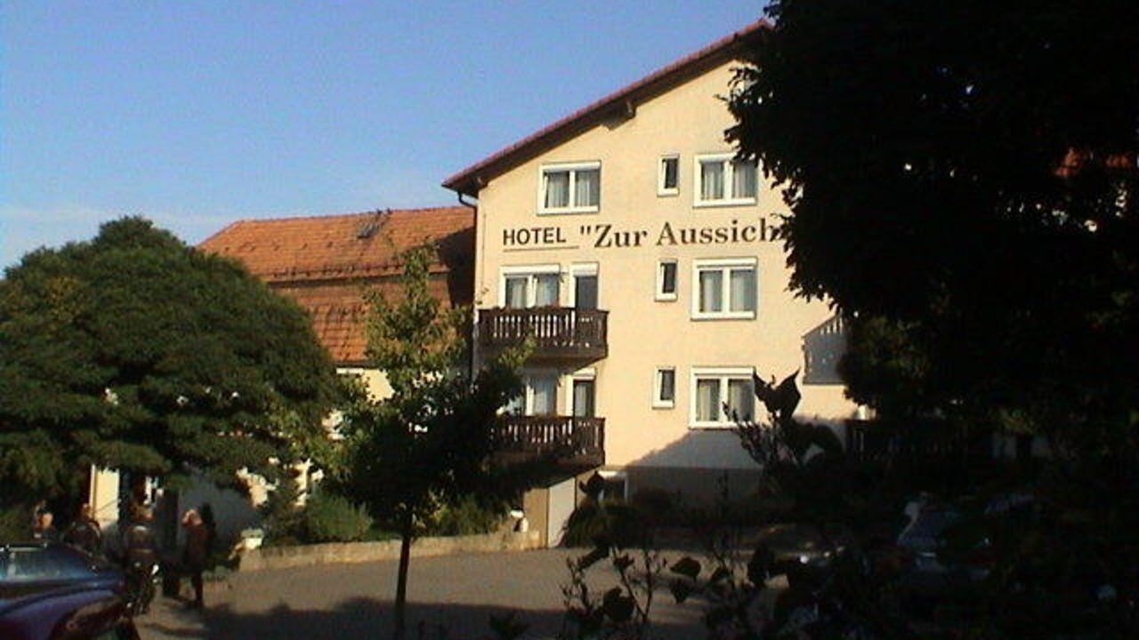 Hotel Zur Aussicht Hohnstein Holidaycheck Sachsen Deutschland