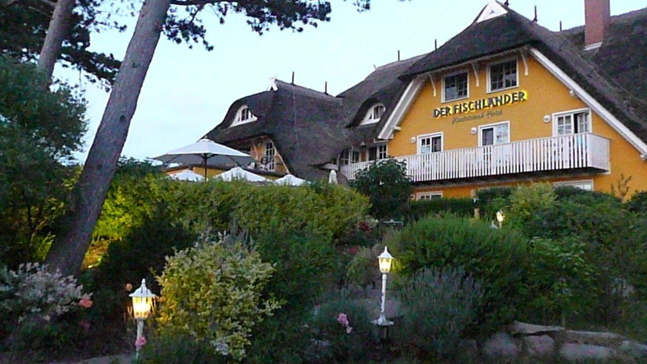 hotel der fischl nder ahrenshoop holidaycheck mecklenburg vorpommern deutschland. Black Bedroom Furniture Sets. Home Design Ideas