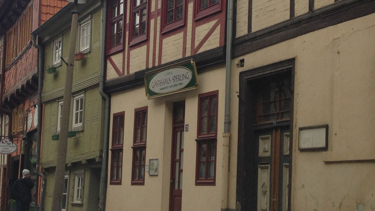 Gastehaus Sperling Quedlinburg Holidaycheck Sachsen Anhalt