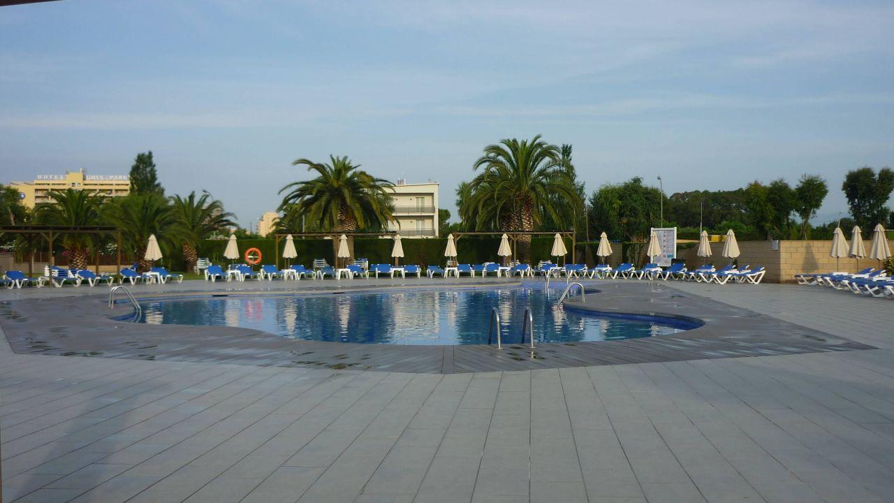 Hotel Mediterraneo & Mediterraneo Park (Roses / Rosas ...