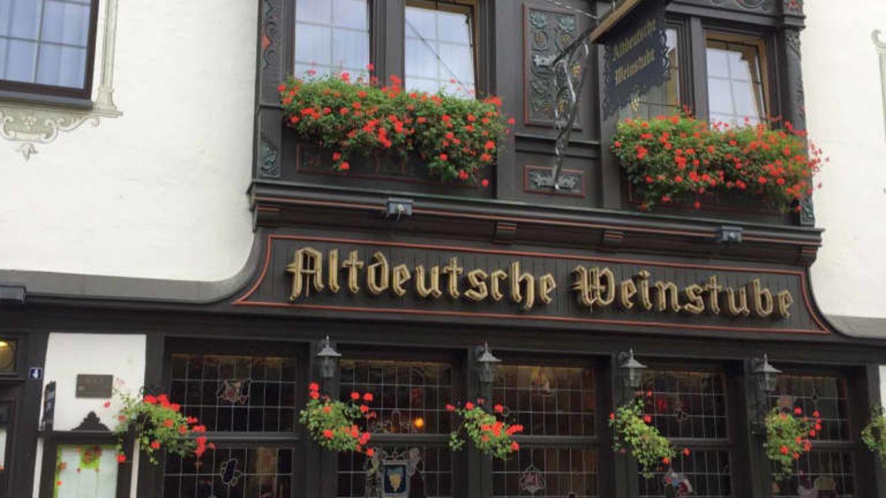 Hotel Altdeutsche Weinstube (Rüdesheim am Rhein