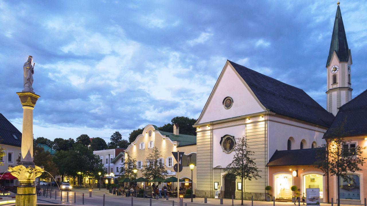 Das Lindner Romantik Hotel Restaurants Bad Aibling