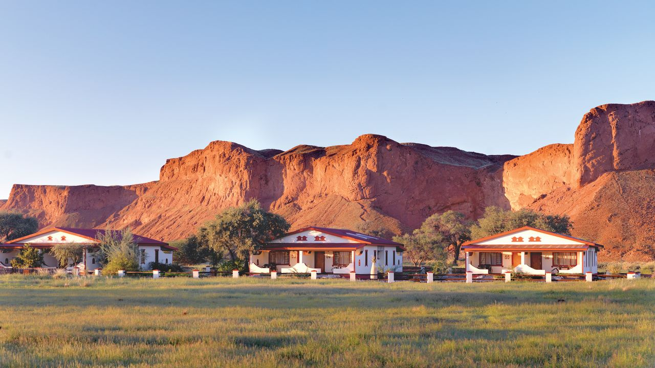 Hotels  In Solitare Namibia