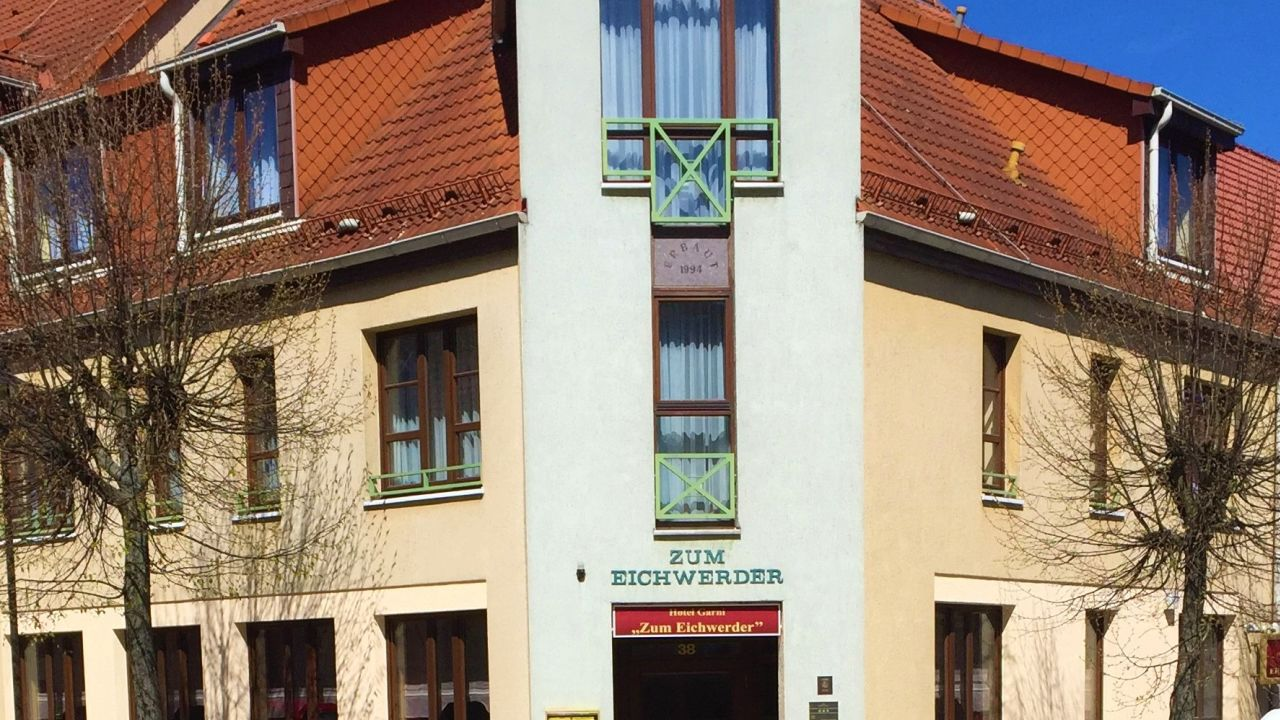 Hotel Garni Eichwerder