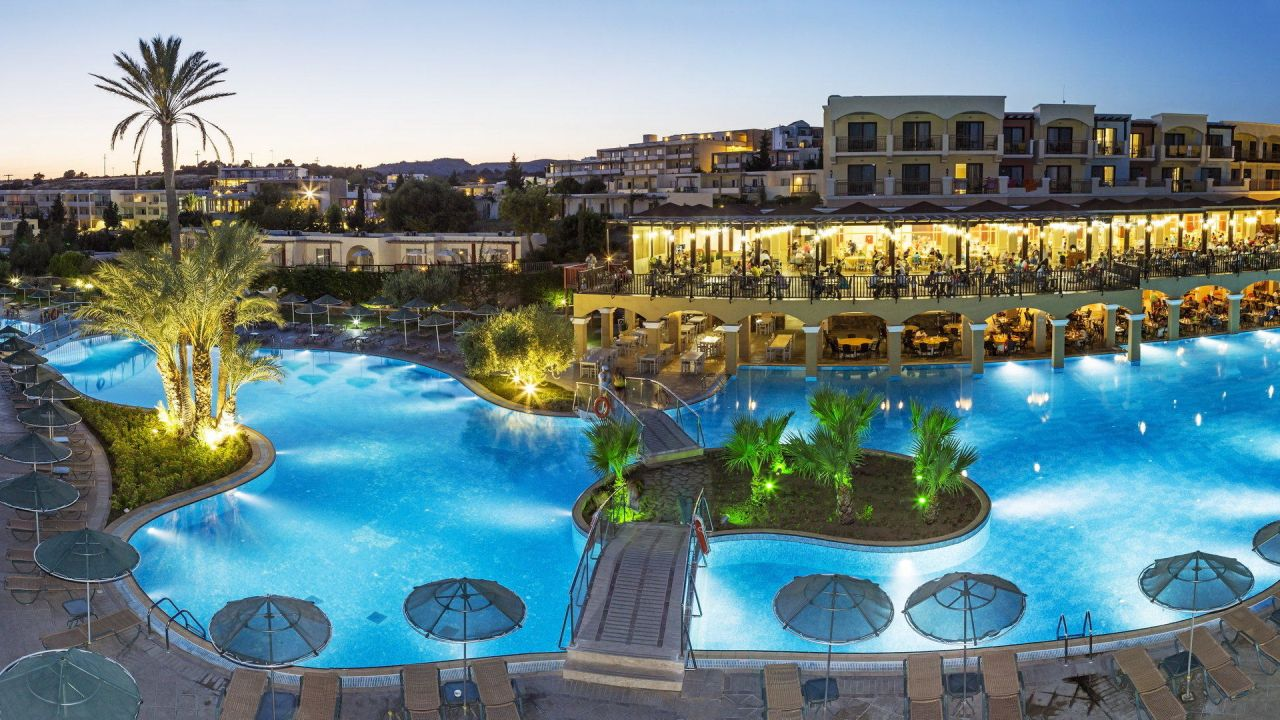 Hotel Lindos Imperial Resort And Spa Rhodes