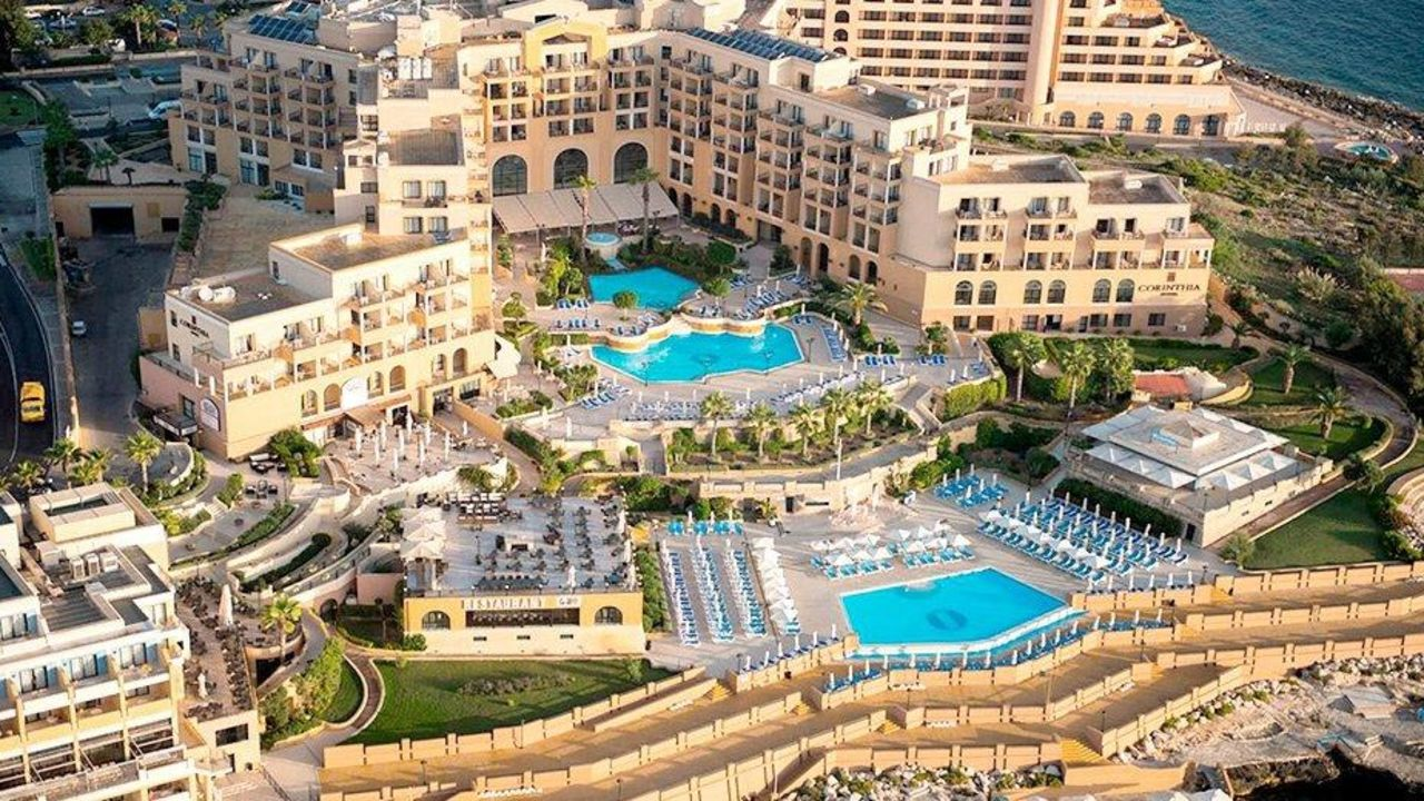 Corinthia Hotel St George's Bay in St Julian's • HolidayCheck | Majjistral Malta