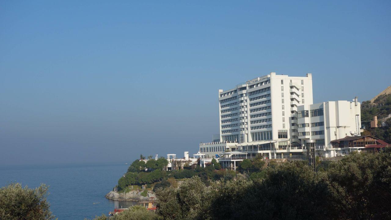 Korumar Hotel De Luxe In Kusadasi Holidaycheck