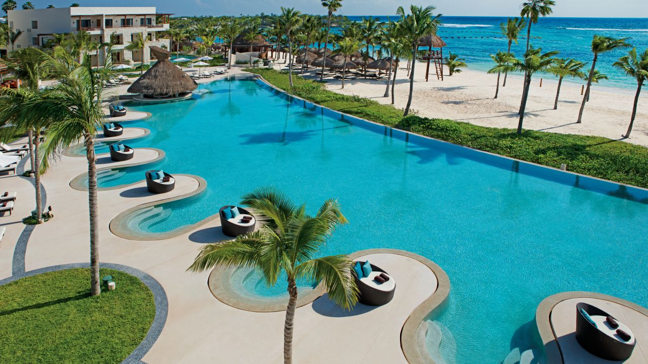 All inclusive adults only secrets mexico