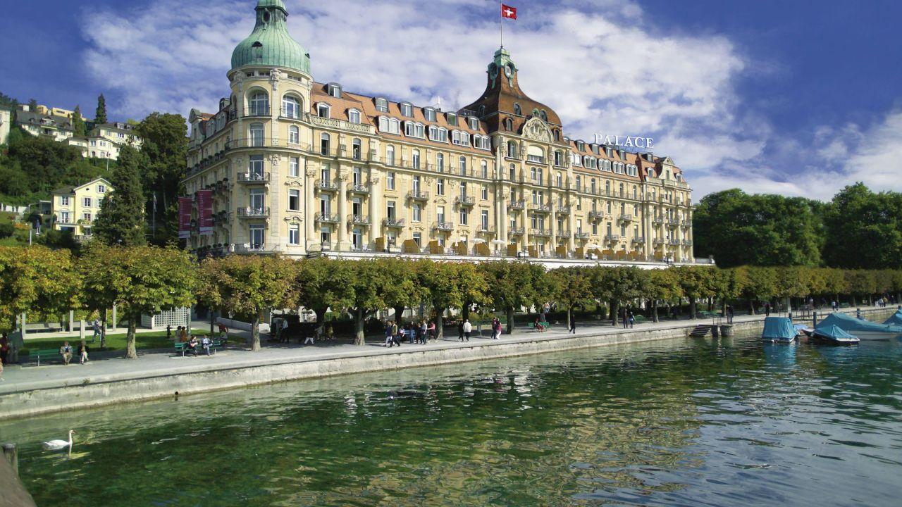 Hotel Palace Luzern Luzern Holidaycheck Kanton Luzern Schweiz