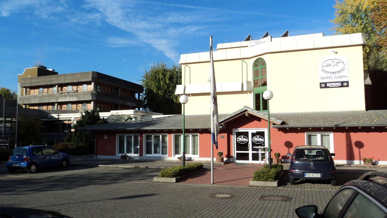 Hotel Stadt Friedberg Bewertung