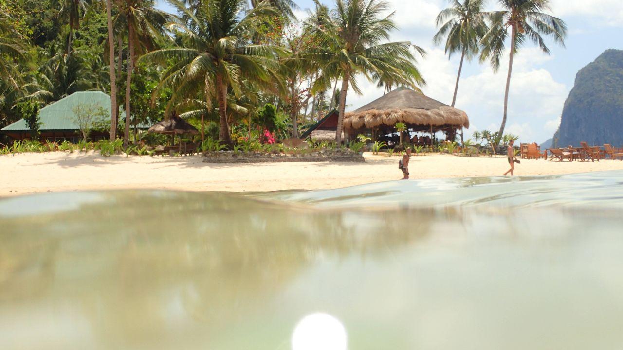 Hotel Las Cabanas Beach Resort El Nido